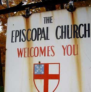 Shrinking Episcopal Church