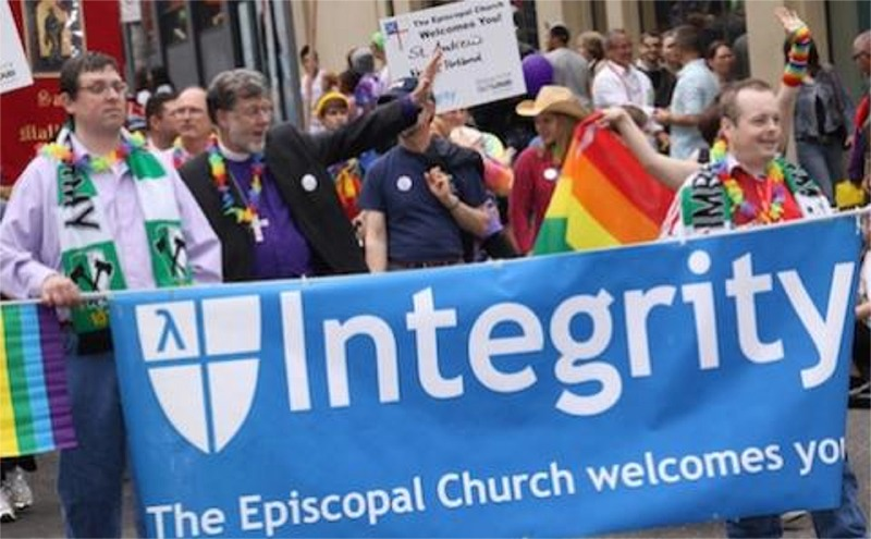 Episcopal homosexuality and christianity