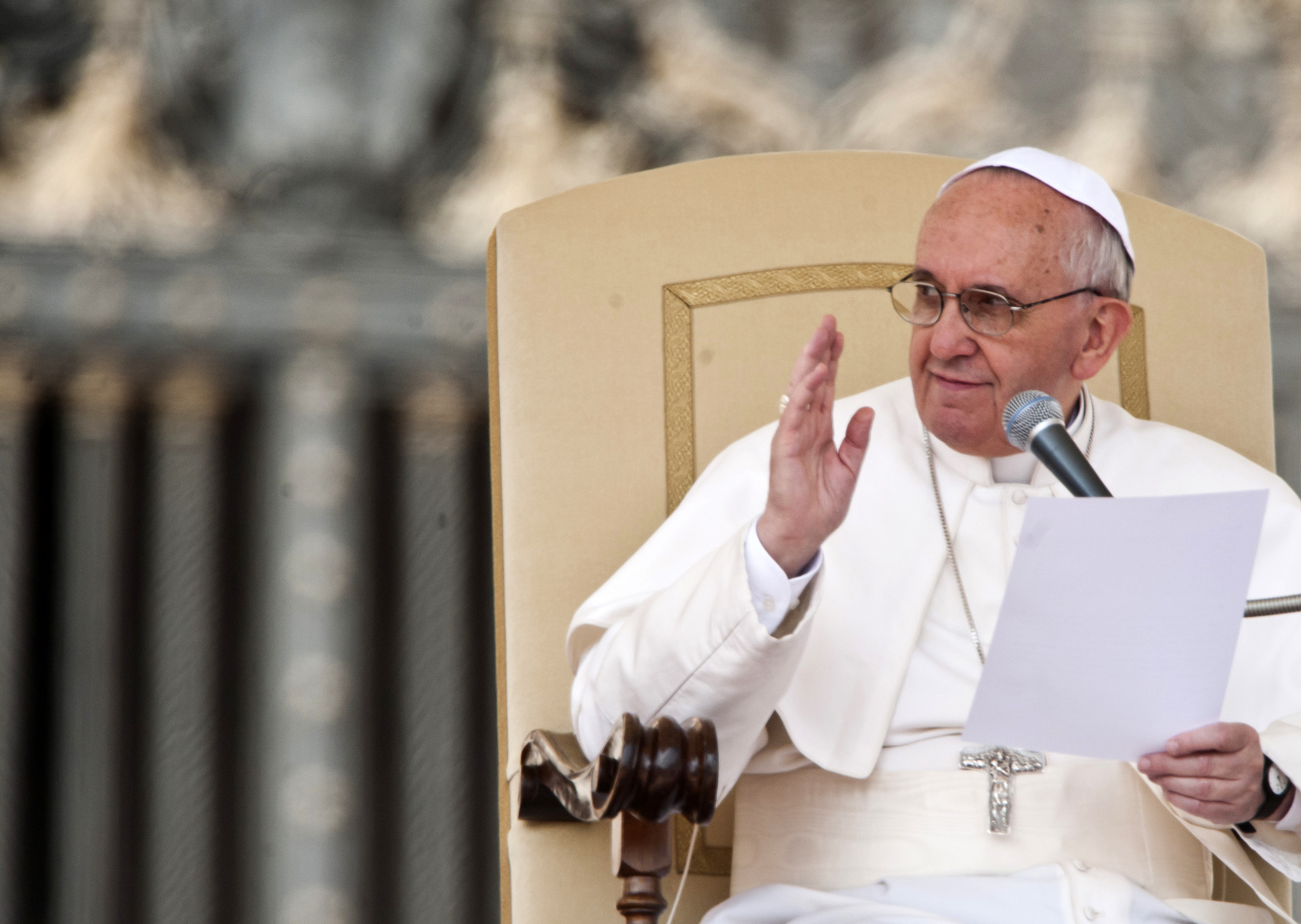 13 Times Pope Francis Promoted Liberation Theology