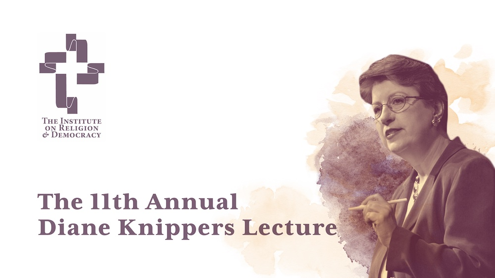 Diane Knippers Memorial Lecture